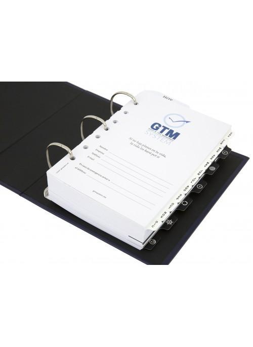 Planificador GTM System.
